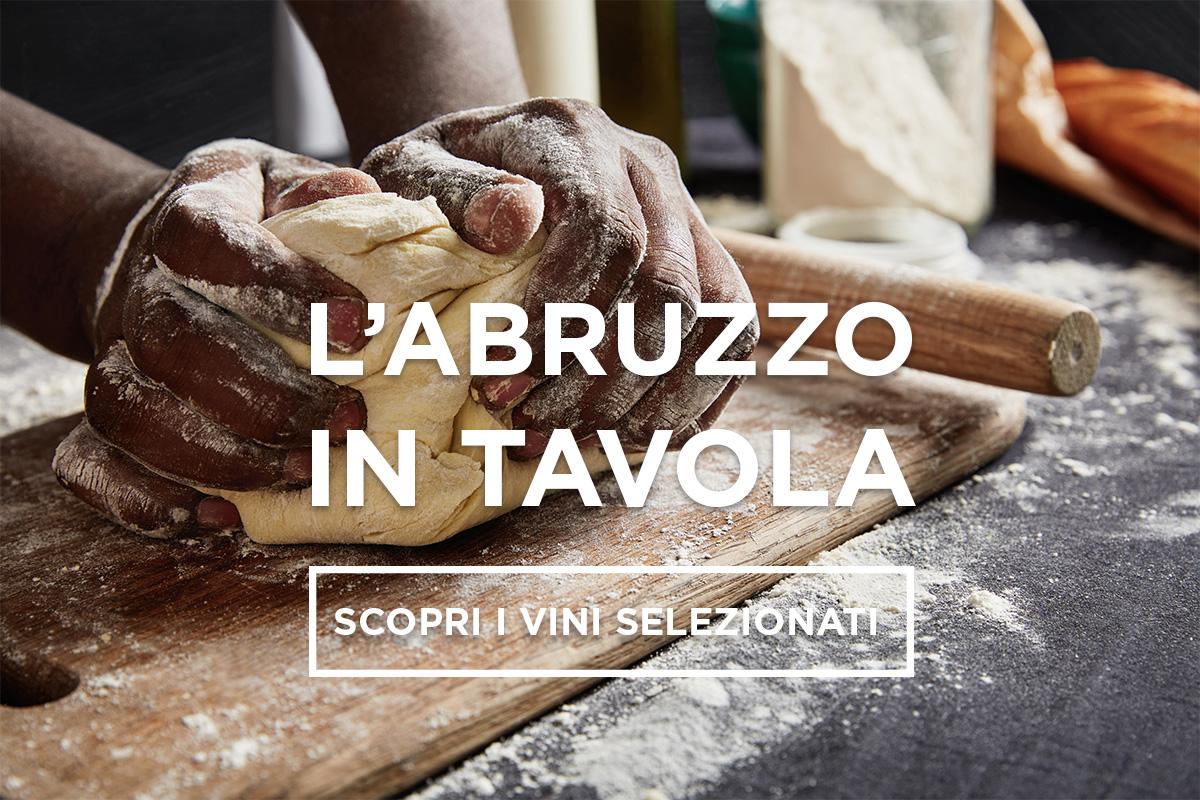 L'Abruzzo in tavola con i vini di Cantina Contesa | Wineowine