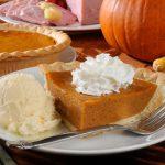 Pumpkin pie e vino