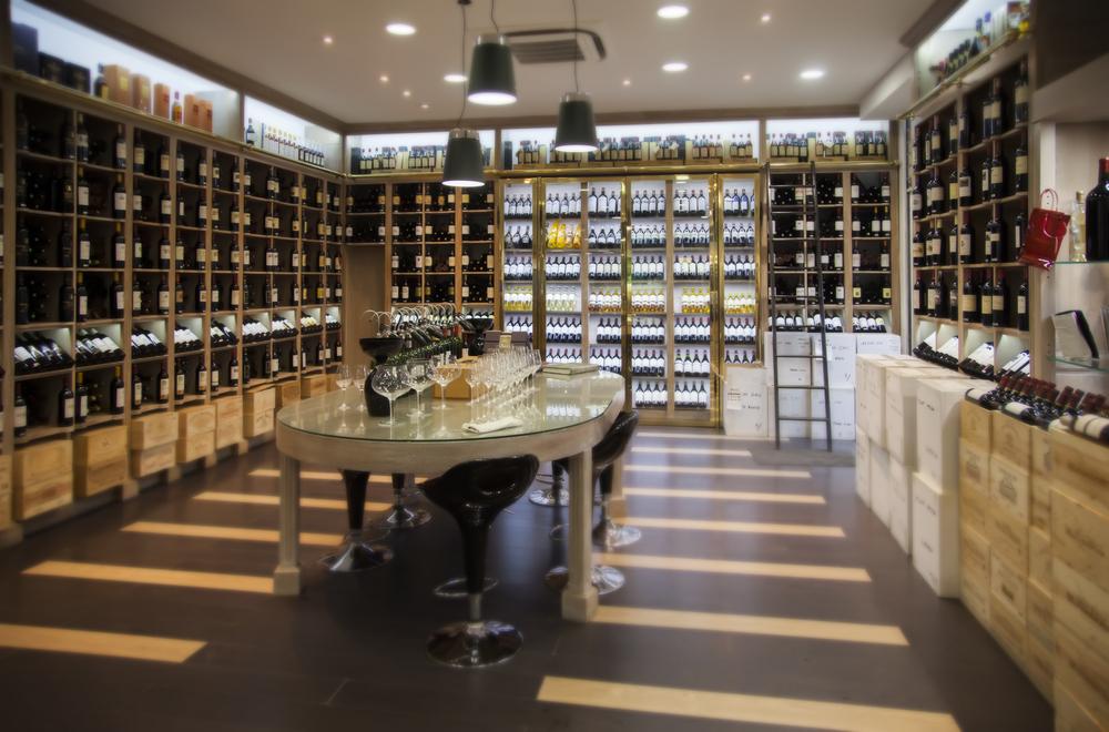 L'eleganza delle boutique del vino