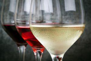 Principali sfumature del vino