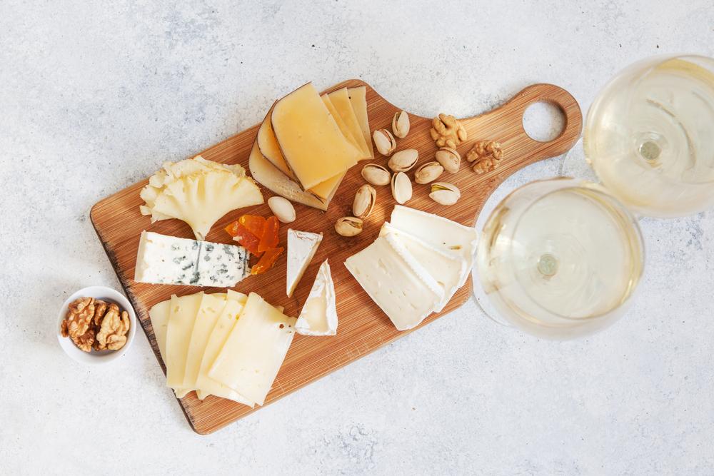 Un perfetto abbinamento con i formaggi