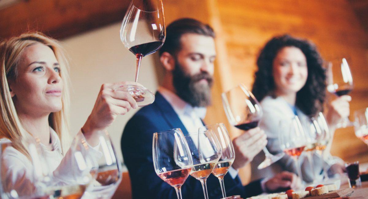 Degustazioni di vino